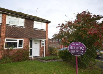 Thumbnail 3 bed semi-detached house for sale in Lower Weybourne Lane, Badshot Lea, Farnham, Surrey