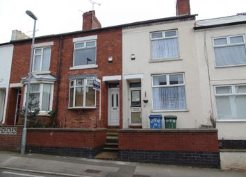 Thumbnail 3 bed town house to rent in Broxtowe Drive, Mansfield
