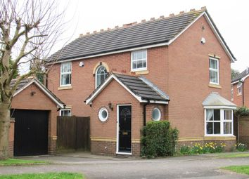Thumbnail 4 bed detached house for sale in Shelly Crescent, Monkspath, Solihull