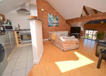 Thumbnail 1 bed flat for sale in Clare Street, Northampton