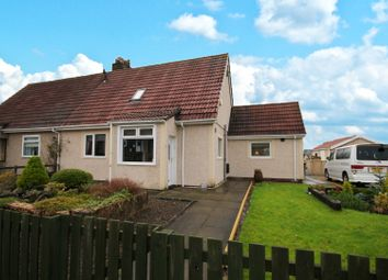 Thumbnail 3 bed semi-detached house for sale in Priory Avenue, Lesmahagow