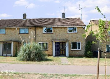 Thumbnail 3 bed semi-detached house for sale in Bishops Rise, Hatfield, Hertfordshire