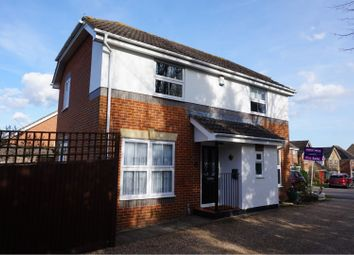 3 bed detached house for sale in Braunstone Drive, Maidstone ME16
