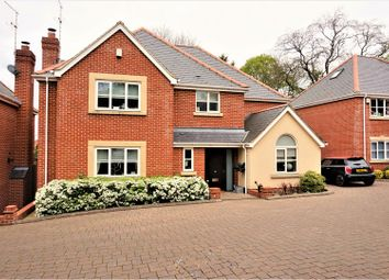 Thumbnail 5 bed detached house for sale in Wells Gate Close, Woodford Green