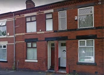 Thumbnail 2 bed terraced house to rent in Millais Street, Moston, Manchester