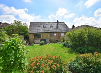 Thumbnail 3 bed detached bungalow for sale in Ambler Thorn, Queensbury, Bradford