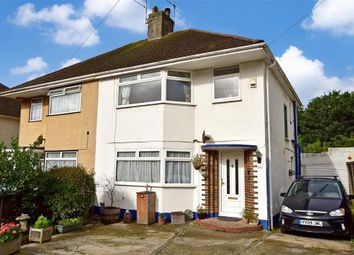 Thumbnail 3 bed semi-detached house for sale in Pines Avenue, Worthing, West Sussex