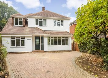 Thumbnail 5 bed detached house to rent in Crown Road, Virginia Water