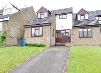 Thumbnail 3 bed terraced house to rent in Coward Drive, Oughtibridge, Sheffield