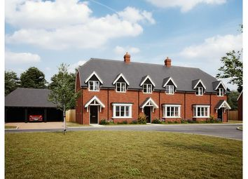 Thumbnail 3 bedroom terraced house for sale in Plots 7-9 Latton Place, Kingston Bagpuize, Oxfordshire
