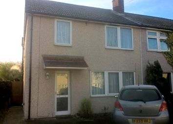Thumbnail 3 bed end terrace house for sale in Malletts Road, Cambridgeshire