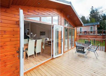 Thumbnail 3 bed mobile/park home for sale in 1Pa, Limefitt Park, Windermere, Cumbria