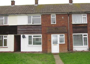 Thumbnail 2 bed terraced house to rent in Church Way, Swalecliffe, Whitstable