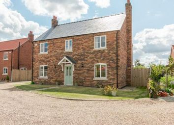 Thumbnail 4 bed detached house for sale in Kings Court, Old Bolingbroke, Spilsby, .