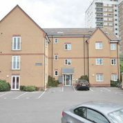 Thumbnail 1 bed flat to rent in Sutton Road, Headington, Oxford