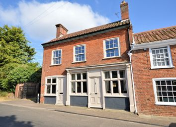 Thumbnail 3 bed end terrace house for sale in Norwich Road, Reepham, Norwich