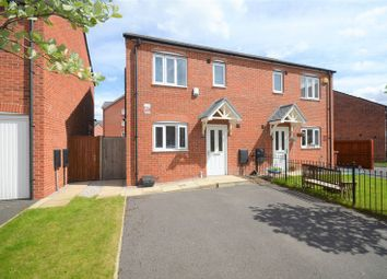 Thumbnail 3 bed semi-detached house for sale in 11 Kenneth Close, Prescot