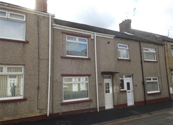 Thumbnail 2 bed terraced house for sale in Half Moon Lane, Spennymoor, Durham