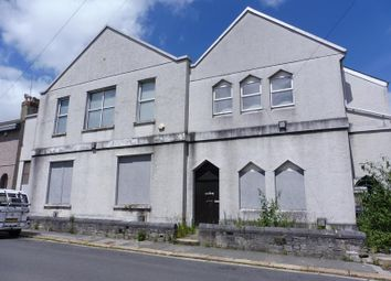 Thumbnail Commercial property for sale in Former Community Centre, Cambridge Road, Ford, Plymouth, Devon