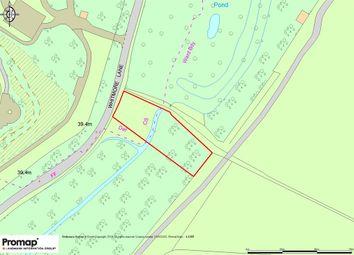 Thumbnail Land for sale in Whitmore Lane, Sunningdale, Ascot