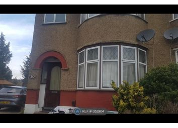 Thumbnail 3 bed end terrace house to rent in Meadway, Woodford Green