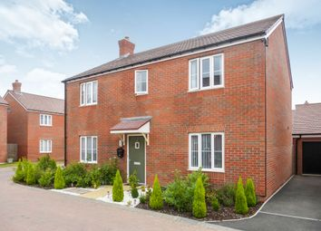 Thumbnail 4 bed detached house for sale in Meadow Park, Hereford