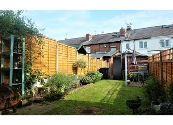 Thumbnail 2 bed terraced house for sale in Park Road, Willaston, Nantwich