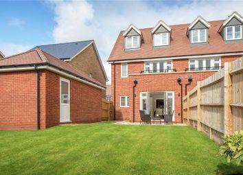 4 bed semi-detached house for sale in Plot 187, The Madeley, Aspen Park, Haddenham, Aylesbury, Buckinghamshire HP17