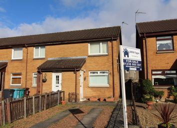 Thumbnail 2 bed flat for sale in Brandon Way, Coatbridge