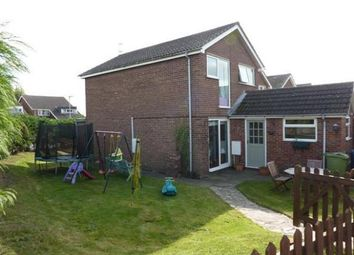 Thumbnail 3 bed detached house for sale in Eastfield Road, Keelby