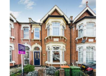 Thumbnail 3 bed terraced house for sale in Second Avenue, London