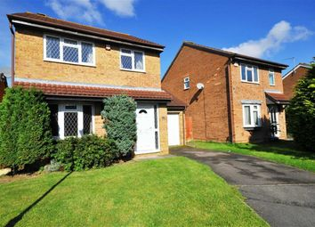 Thumbnail 3 bed detached house for sale in Boleyn Close, Churchdown, Gloucester