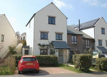 Thumbnail 4 bed semi-detached house for sale in Gilbury Hill, Lostwithiel