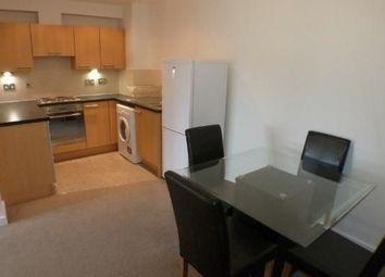 Thumbnail 2 bedroom flat to rent in Cottonside, Heritage Way, Wigan