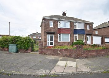 Thumbnail 3 bed semi-detached house for sale in North Hall Road, High Barnes, Sunderland