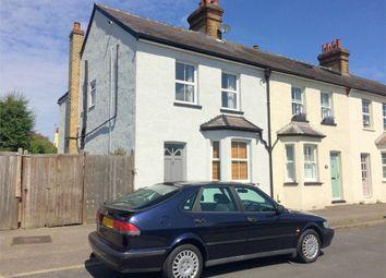 Thumbnail 4 bed cottage for sale in Plough Road, West Ewell, Epsom