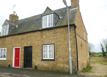 Thumbnail 2 bed property to rent in Whittlesey Road, Thorney, Peterborough