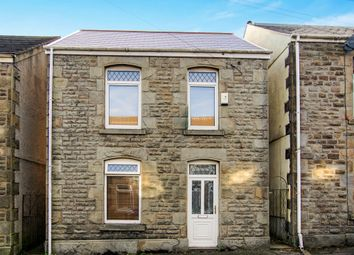 Thumbnail 3 bedroom detached house for sale in Chemical Road, Morriston, Swansea