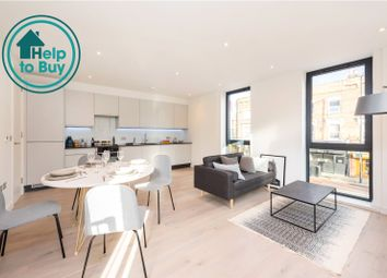 Thumbnail 2 bed flat for sale in Lower Clapton Road, London