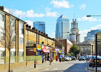 Thumbnail 4 bed flat to rent in Salmon Lane, London
