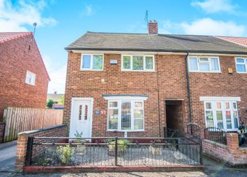 Thumbnail 3 bedroom end terrace house for sale in Retford Grove, Hull