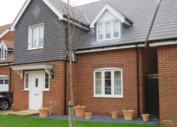 Thumbnail 3 bed detached house for sale in Knights Meadow, North Baddesley, Southampton