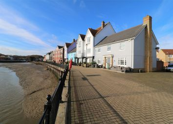 Thumbnail 4 bed link-detached house for sale in West Quay, Wivenhoe, Essex