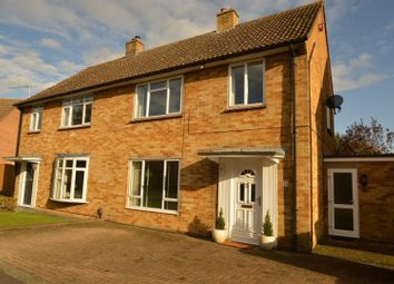 Thumbnail 3 bed detached house to rent in Fitzcount Way, Wallingford