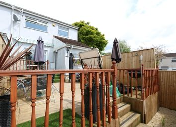 Thumbnail 3 bed end terrace house to rent in Bryn Celyn, Cardiff