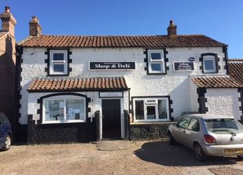 Thumbnail Commercial property for sale in Coast Road, Salthouse, Holt