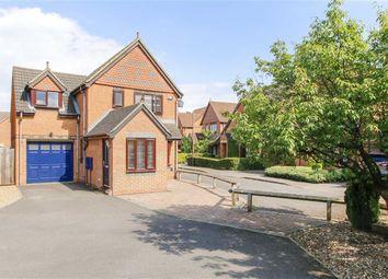 Thumbnail 3 bedroom detached house for sale in Wrens Park, Middleton, Milton Keynes, Buckinghamshire