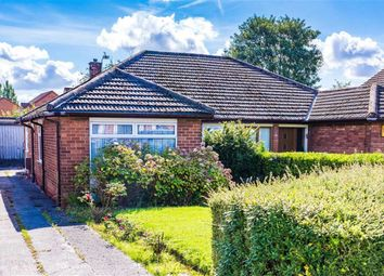 Thumbnail 3 bed semi-detached bungalow for sale in Woodwards Road, Westhoughton, Bolton