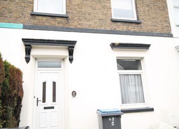 Thumbnail 2 bed terraced house to rent in Maison Dieu Road, Dover