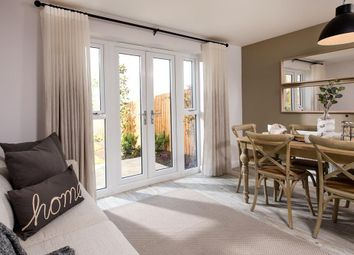 """3 bed terraced house for sale in """"Kingsville"""" at Station Road, Methley, Leeds LS26"""